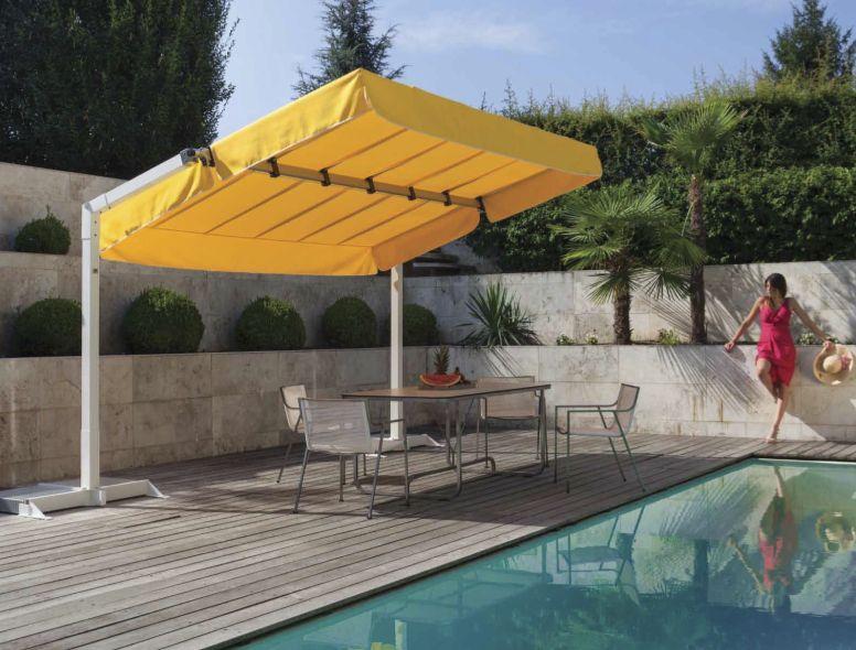 ombrelloni da giardino verona ombrelloni rettangolari verona