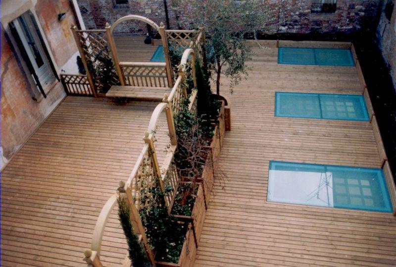 Pavimentazioni da esterno in legno verona, pavimenti in ipè verona