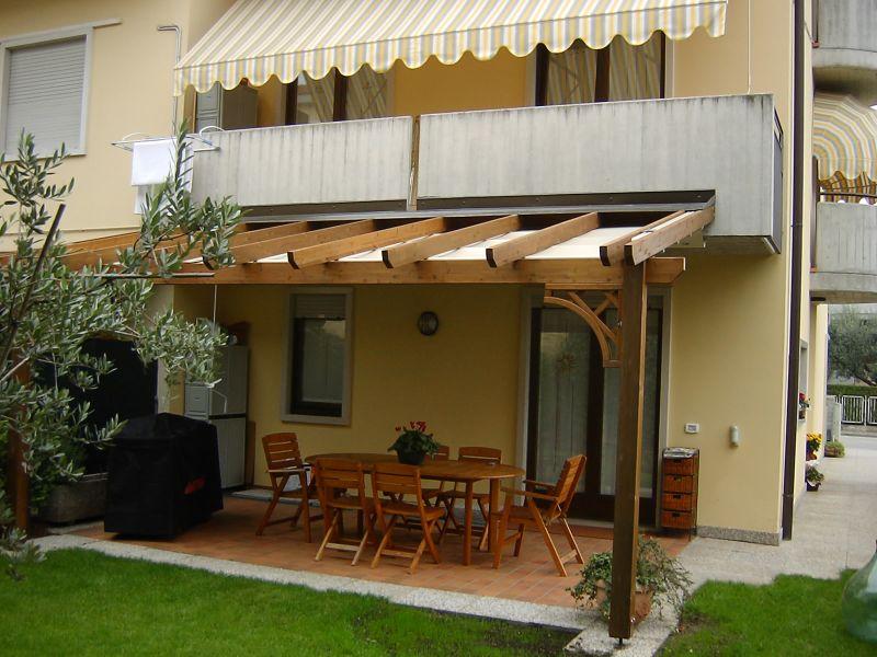Tende Pergolati Verona : Progettazione e realizzazione di pergolati e pergole in legno verona