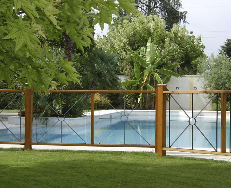 Recinzioni giardino verona recinzioni piscina for Giardino con piscina