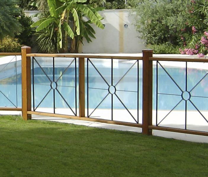 Beautiful recinzione protezione per piscina with recinti - Recinti per giardini ...