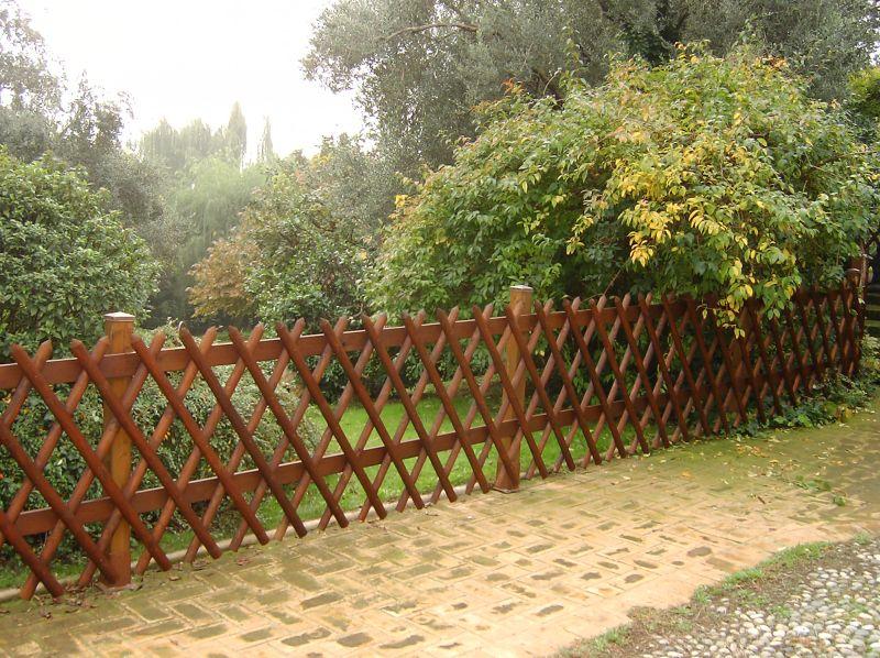Recinzioni giardino verona recinzioni piscina staccionate verona