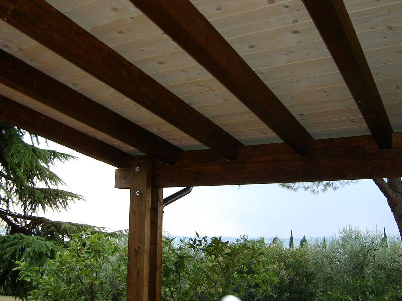 Tettoie in legno verona porticati in legno provincia verona veneto
