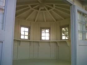 interno casetta giardino bambini